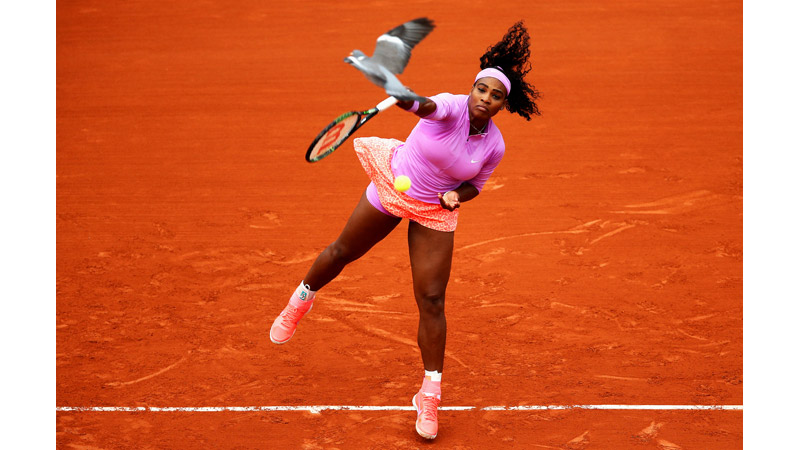68/170 Serena Williams Paris  2015