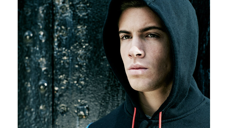 28/151 Borna Coric, Croatia, London Docklands November 2014