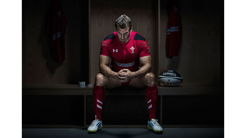 36/151 Sam Warburton for Guinness