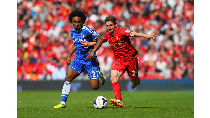 64/161 Liverpool v Chelsea Anfield 2014