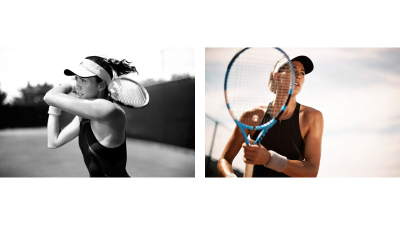 9/29 Roland Garros 2018 Campaign Shoot in NYC 2017