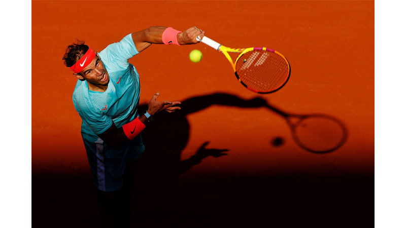 12/21 The King of Clay, Paris 2020