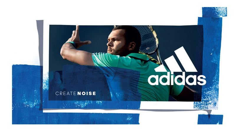 7/132 Jo-Wifried Tsonga, Australian Open, for Adidas