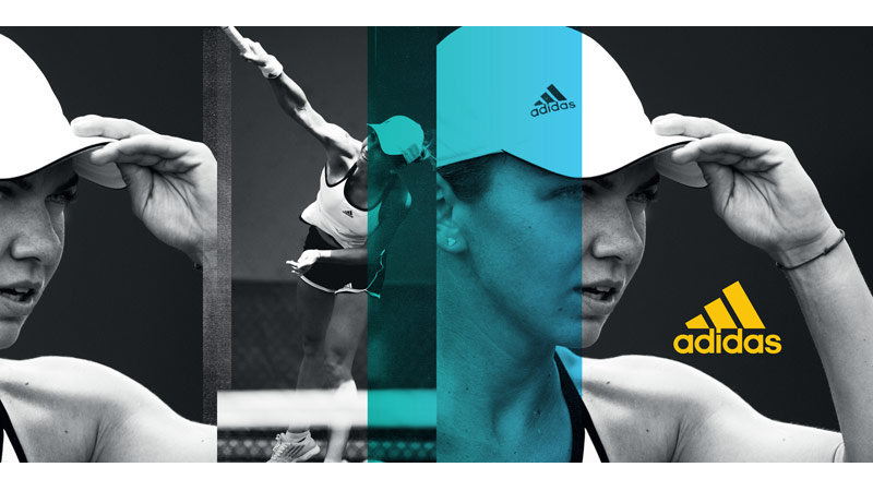 8/132 Simona Halep, for Adidas