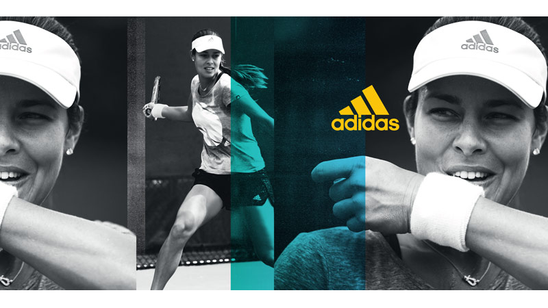 9/132 Ana Ivanovic for Adidas