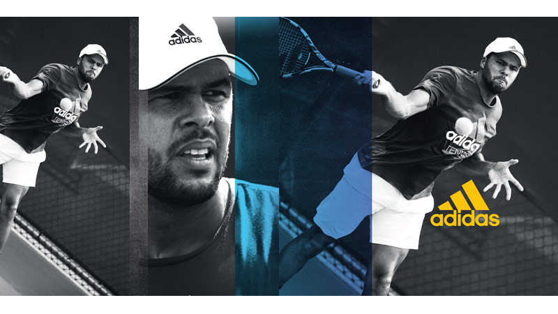 10/132 Jo-Wifried Tsonga for Adidas