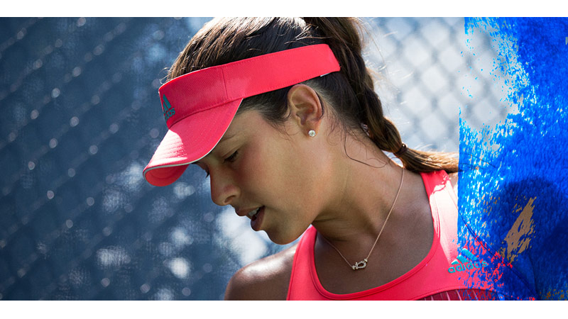 15/132 Ana Ivanovic for Adidas, Cincinatti, USA