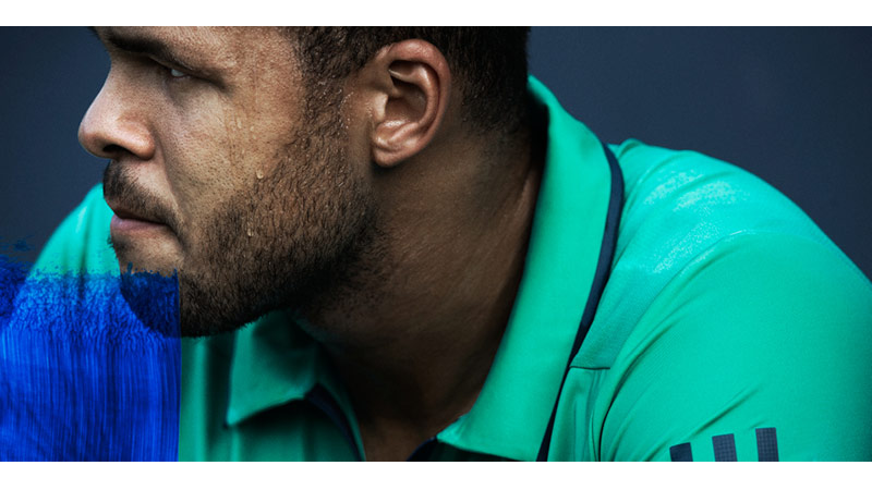 16/132 Jo-Wifried Tsonga for Adidas, Cincinatti, USA 2015