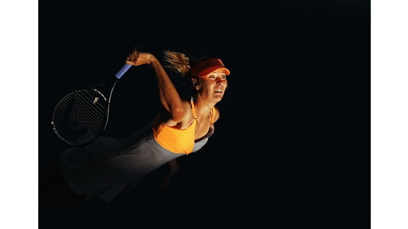 75/136 - Maria Sharapova of Russia, 2011. © Getty Images
