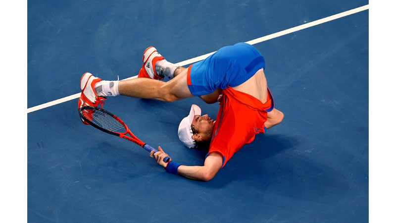 71/136 - Andy Murray - Great Britain 2012