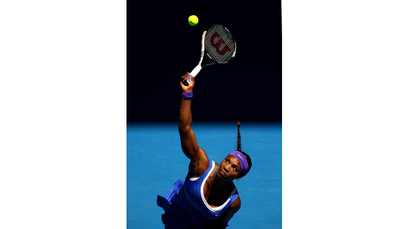 107/170 - Serena Williams, USA 2012