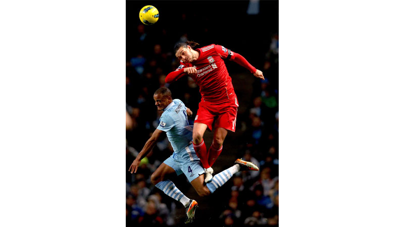 98/161 - Andy Carroll - Liverpool 2012