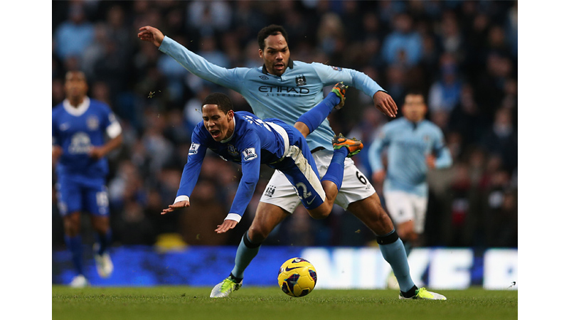 103/170 - Steven Pienaar of Everton, 2012