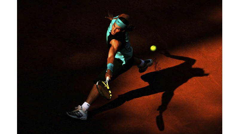 90/136 - Rafael Nadal of Spain, 2007. © Getty Images