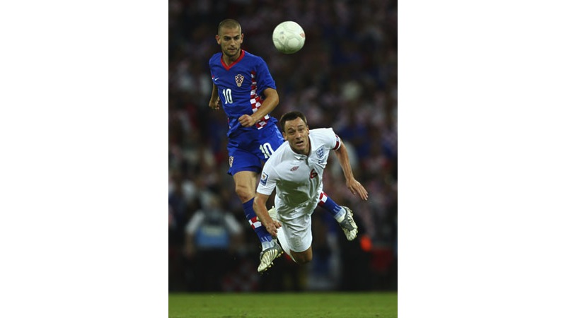 125/161 - John Terry of England, 2009. © Getty Images