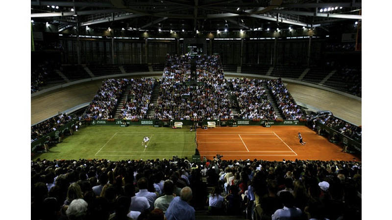 137/161 - Grass v Clay in Majorca - Spain, 2007. © Getty Images