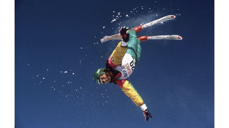 135/136 - Freestyle Skiing - Tignes, France. © Getty Images
