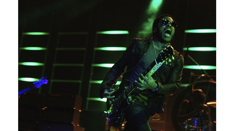41/41 - Lenny Kravitz - Madrid, 2009.