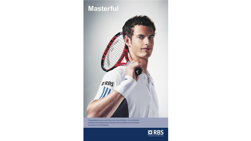 69/132 - Andy Murray / RBS, 2011.