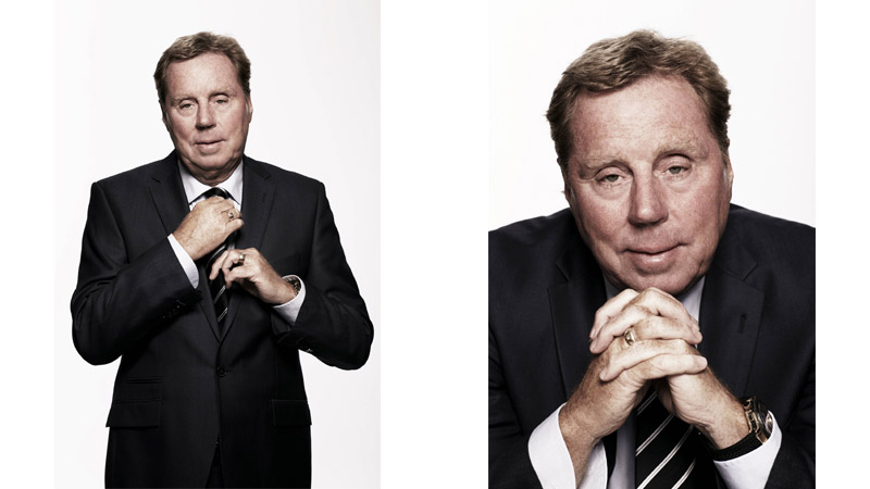 66/151 Harry Redknapp, London July 2013