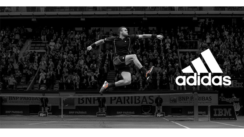 20/132 Jo-Wilfried Tsonga for Adidas Y-3 Paris 2015