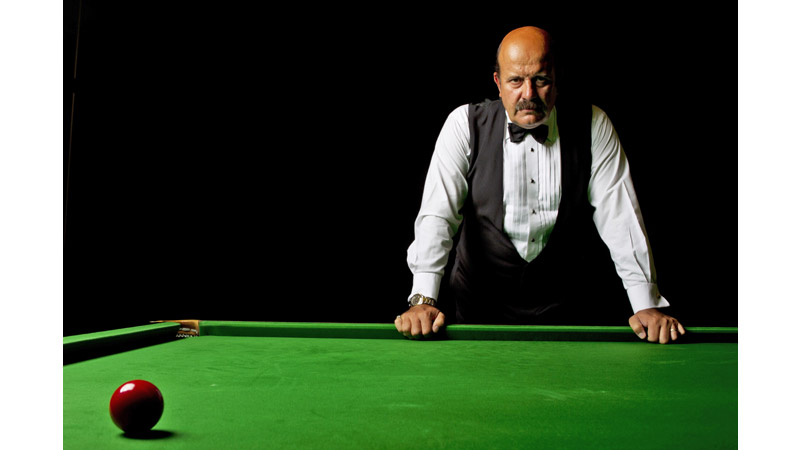111/151 Willie Thorne Leicester, England 2011.