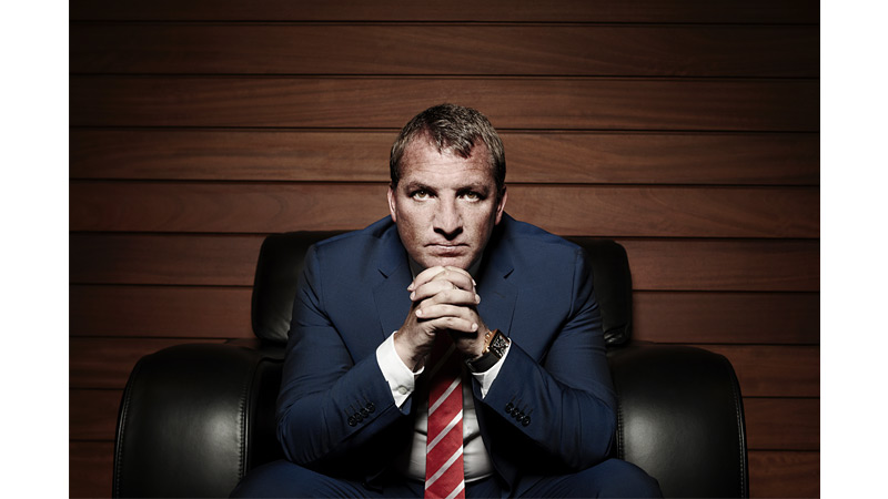 97/151 Brendan Rodgers Liverpool, July 2012