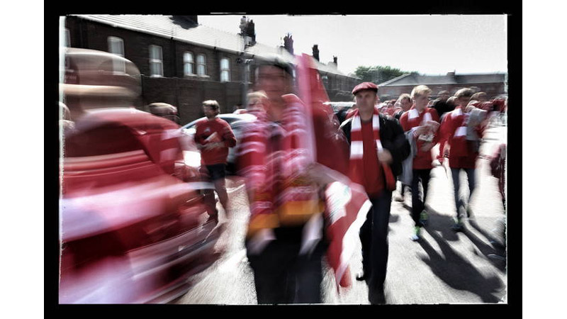 15/41 Liverpool Fans, Anfield, England 2013